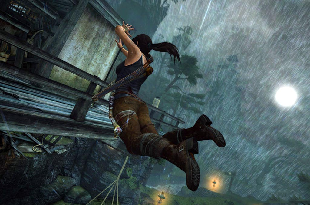 Tomb Raider: Review