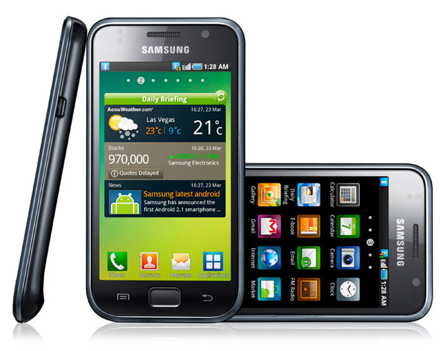 Samsung Galaxy S with Optus: Review | Delimiter