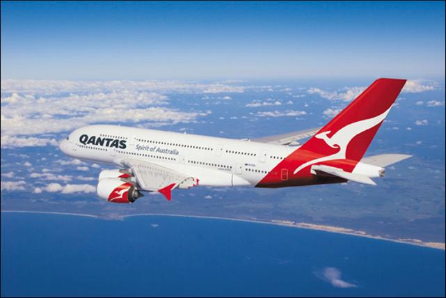 In-flight Internet: Qantas' failure to launch   Delimiter