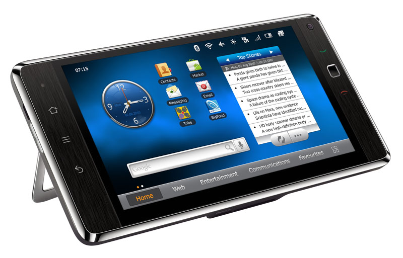 Telstra T-Touch Tab review: It's a dog | Delimiter