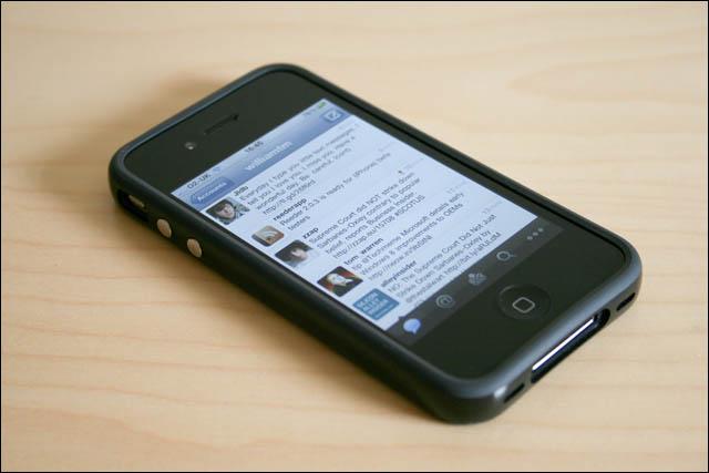 change ring length telstra iphone