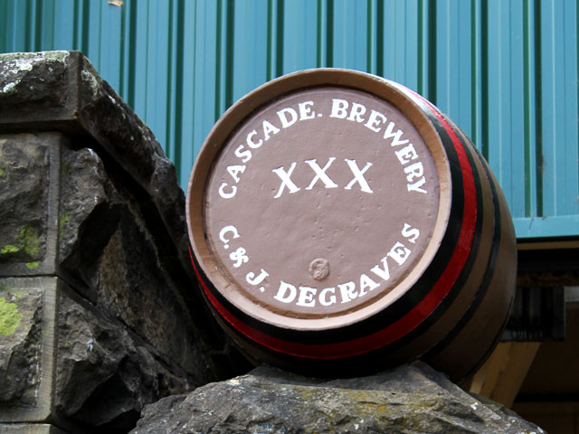 Hobart, Tasmania: Cascade Brewery Tour