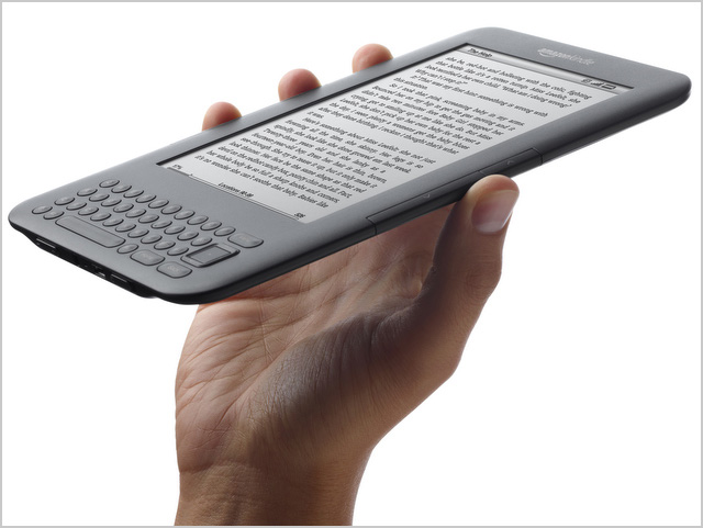 Review: Amazon Kindle 3G (3rd Generation) | Delimiter