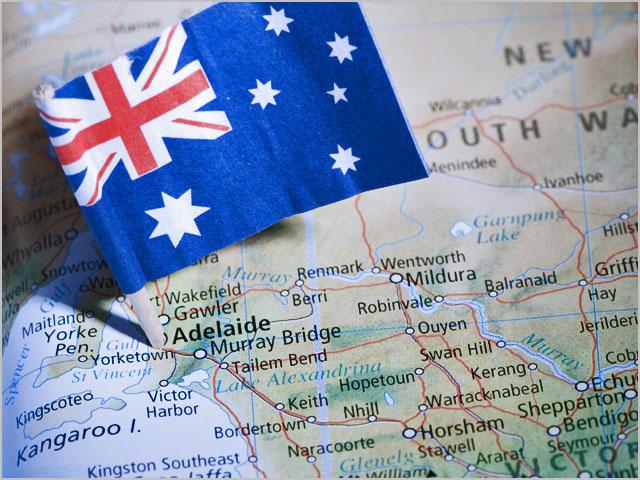 Adelaide Flag