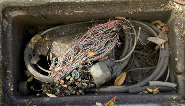 Fantastic Worst Of The Worst Photos Of Australias Copper Network Delimiter Wiring 101 Akebretraxxcnl