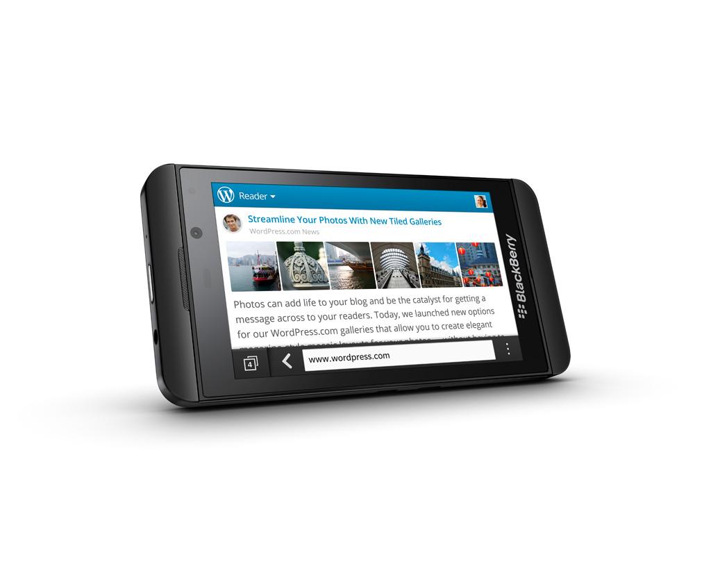 BlackBerry Z10: Review | Delimiter