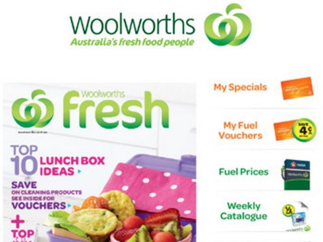 Woolworths-app
