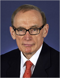 Senator The Hon Bob Carr (Labor NSW) Official Portrait 16 March 2012