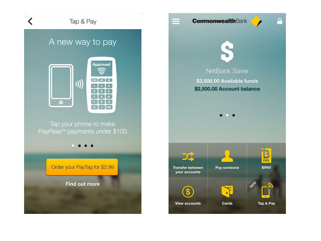 Strong NFC push by CommBank, Coles | Delimiter