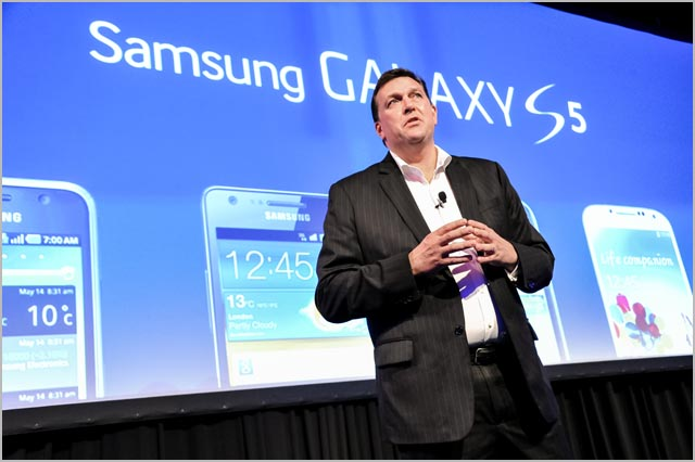 Samsung Galaxy S5 Event