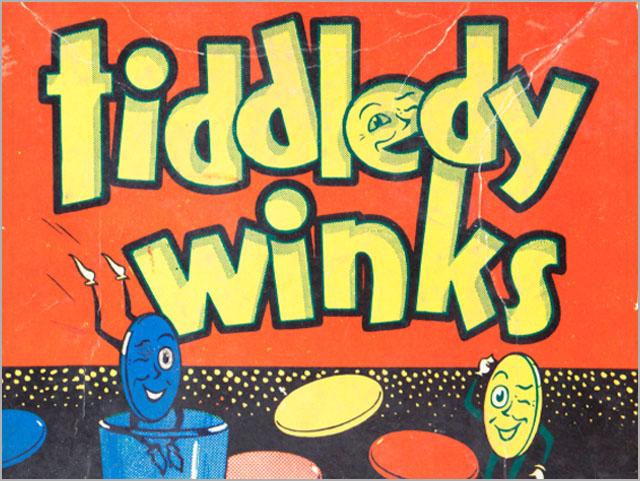 tiddly-winks
