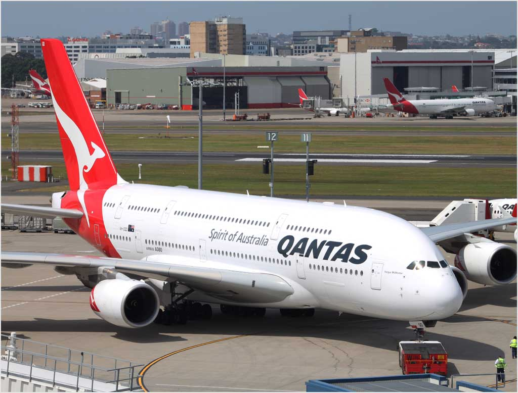 Qantas to use NBN, ViaSat to deliver in-flight Wi-Fi from
