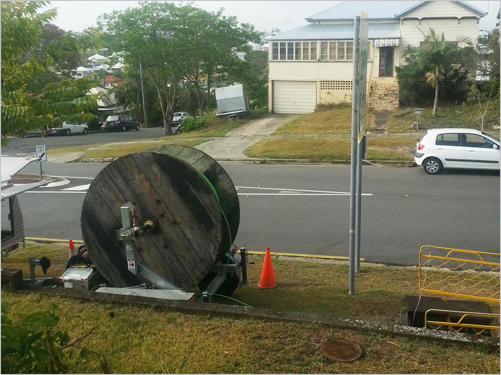 NBN Co secretly overbuilding Telstra's South Brisbane fibre with